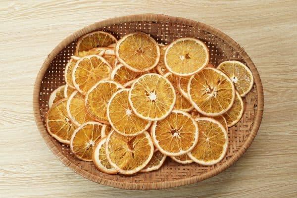 lợi ích của hoa quả sấy