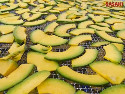 Những lưu ý khi sấy hoa quả