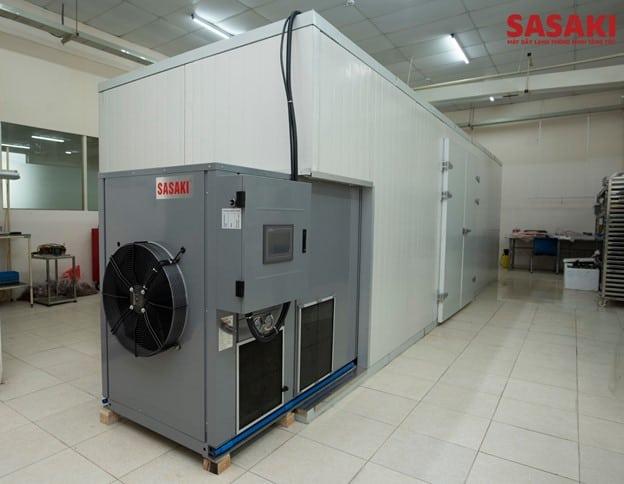 máy sấy lạnh sasaki 085
