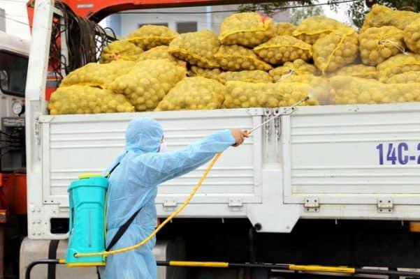 Giải pháp tiêu thụ nông sản