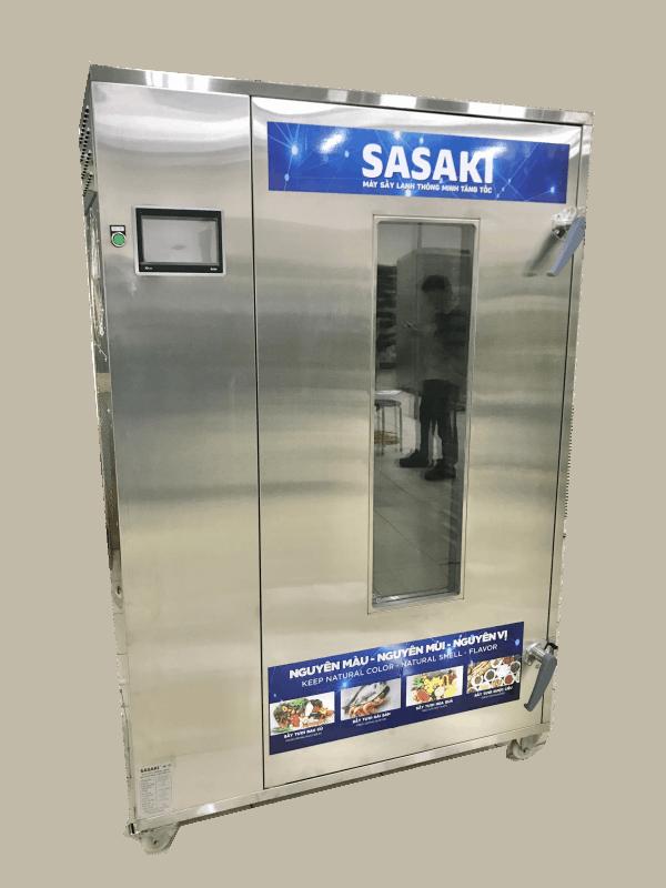 Sấy rau củ ở nhiệt độ bao nhiêu bằng máy sấy lạnh