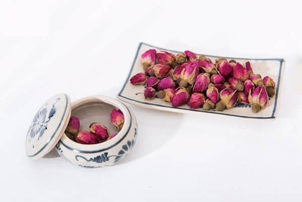Máy sấy lạnh hoa hồng