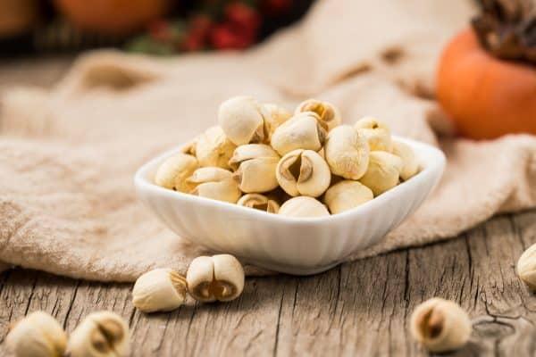 cách làm hạt sen sấy khô