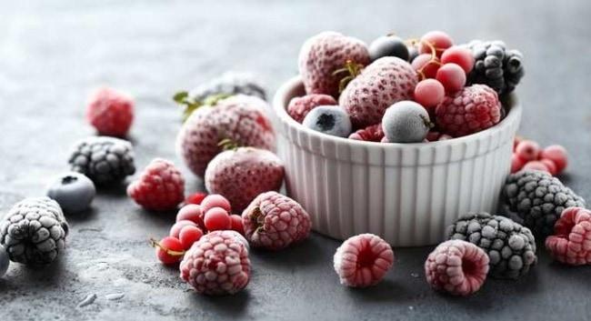 cách sấy lạnh hoa quả bằng tủ lạnh