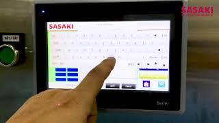 Phương pháp sấy lạnh tôm đạt tiêu chuẩn xuất khẩu   Máy sấy lạnh SASAKI