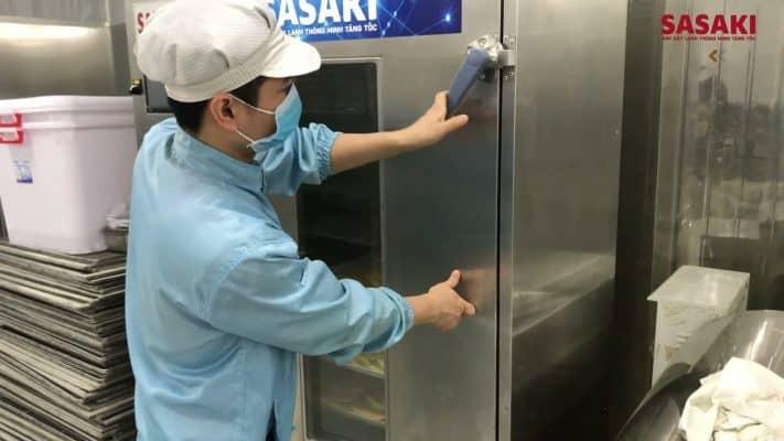 Giá máy sấy khô thực phẩm
