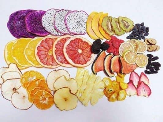 Có nên mua máy sấy hoa quả